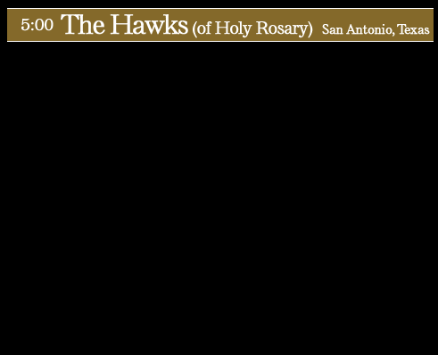 the hawks of holy rosary